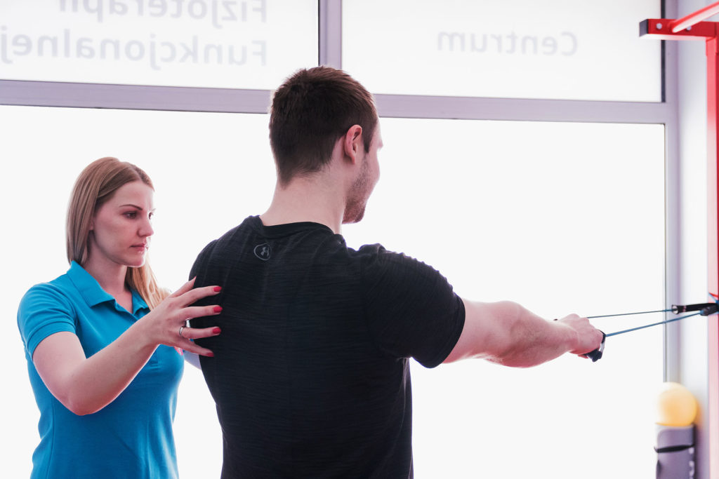 ćwiczenia z indywidualnym planem treningowym