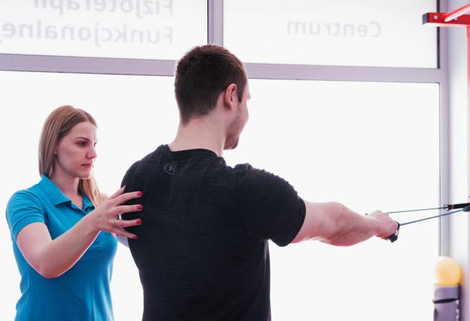 Ćwiczenia indywidualne z planem treningowym
