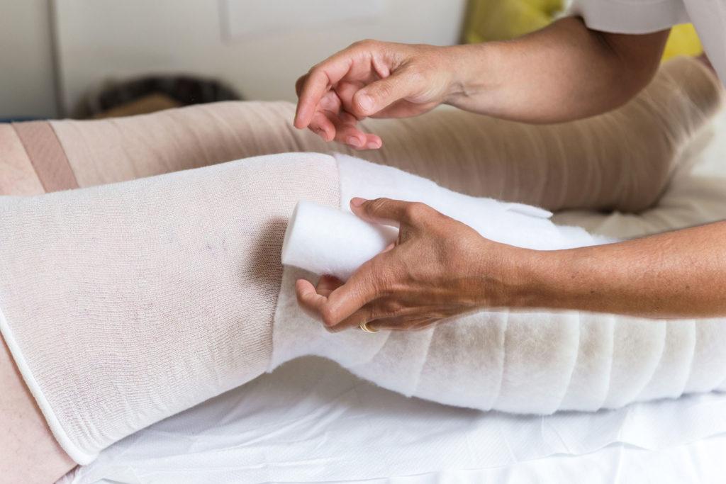 terapia przeciwobrzękowa fizjoterapia trójmiasto