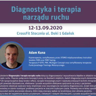 Diagnostyka i terapia narządu ruchu